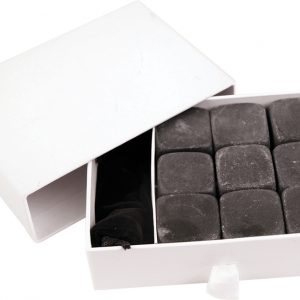 "1"" x 1"" 9-Piece Whiskey Stone Set"