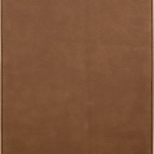 "10 1/2"" x 13"" Dark Brown Laserable Leatherette Plaque"