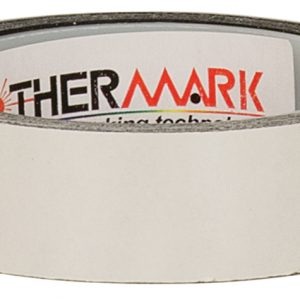 """1"""" x 50' Blackening TherMark Tape Roll for Anodized Aluminum"""