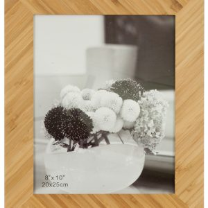 "8"" x 10"" Bamboo Picture Frame"